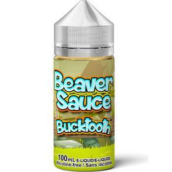 Beaver Sauce Bucktooth 100ml