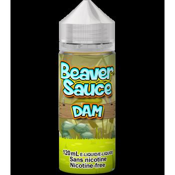 Beaver Sauce DAM 120ml
