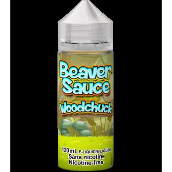 Beaver Sauce Woodchuck 120ml