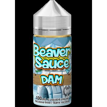 Beaver Sauce Iced DAM 100ml