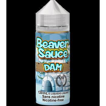 Beaver Sauce Iced DAM 120ml
