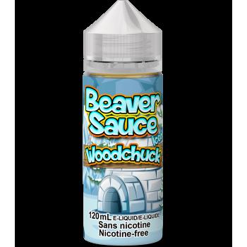 Beaver Sauce Iced Woodchuck...