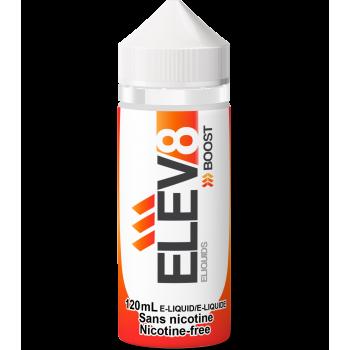 ELEV8 ELIQUIDS BOOST 120ML