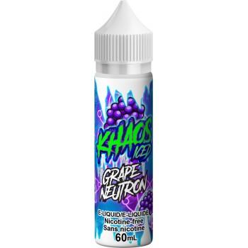 Khaos Iced Grape Neutron 60ml