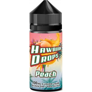 Hawaiian Drops Peach 100ml