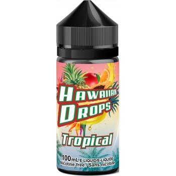 Hawaiian Drops Tropical 100ml