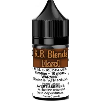 K.B. Hazel 30ml Salt
